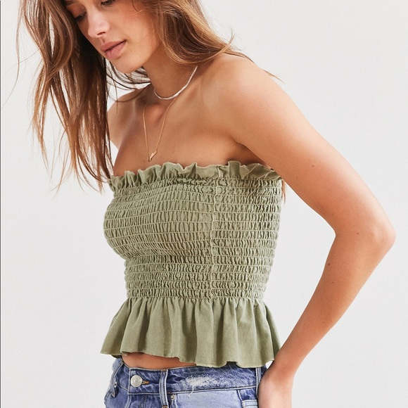 67ce938096c Urban Outfitters Tops - Tube top